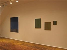 <b>jane logemann and merrill wagner</b><br>installation view [right to left] (checklist 8-11)